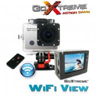 Caméra d'action GoXtreme Wi-Fi View Full HD 20111