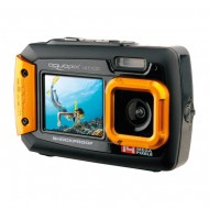 Appareil Photo Etanche 3m Aquapix W1400 Orange 10050