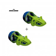 Scooter Sous marin Pack Duo Seascooter Seadoo Aquaranger DUO_AQUARANGER