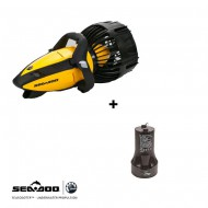 Seascooter Seadoo RS3 + Batterie Lithium supplémentaire