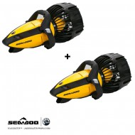 Scooter Sous Marin Pack Duo Seadoo RS3