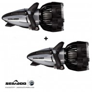 Scooter Sous Marin Pack Duo Seadoo RS2