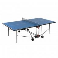 Tennis de table Extérieur Garlando – Plateau Bleu – Progress C-163E