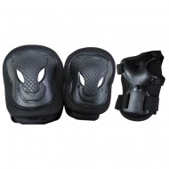 Set de protection Senior Noir Nextreme GRG-017