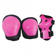 Set de protection Kids Fuschia Nextreme GRG-018