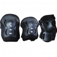 Set de protection Junior Noir Nextreme GRG-043