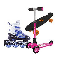 Skateboards - Trottinettes - Rollers