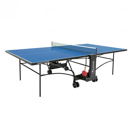 Tennis De Table Ext Rieur Garlando Plateau Bleu Advance C 273e