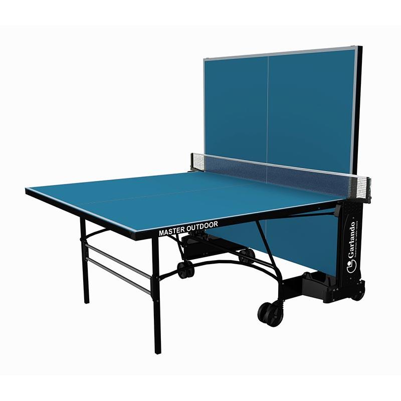 Tennis De Table Ext Rieur Garlando Plateau Bleu Master C 373e