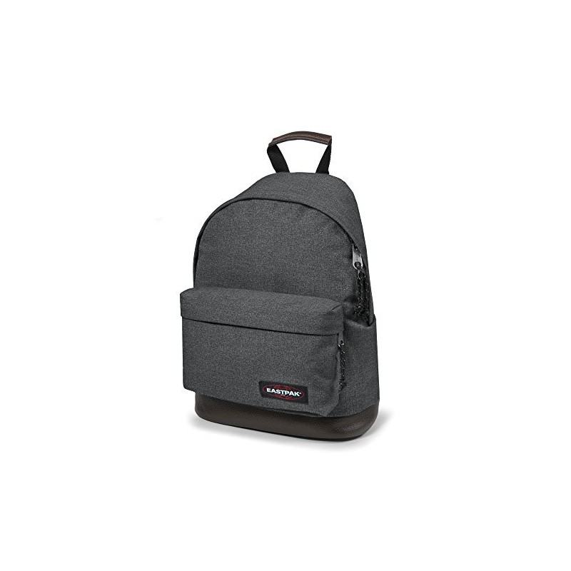 Eastpak black Denim L 40 Cm Sac Wyoming Dos Gris 24 2018 À qBrTZqp