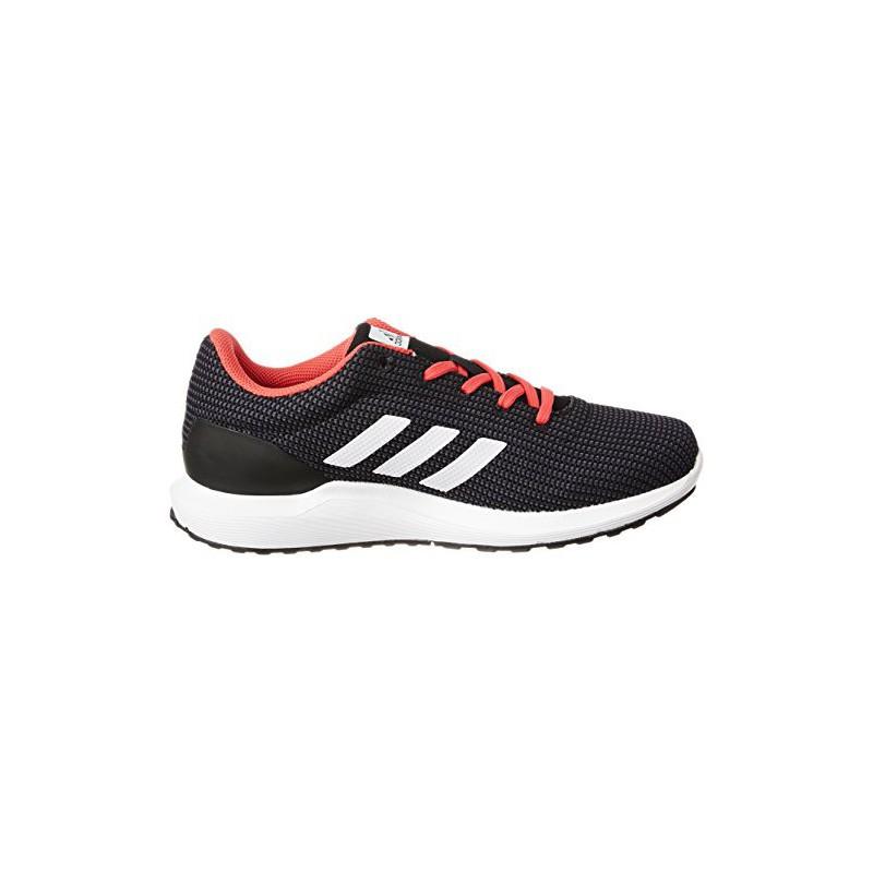 adidas Cosmic W - Chaussures de Tennis - Chaussures de Tennis - Femme - Rouge (Negbas/ftwbla/Neguti) - 39 1/3 (UK 6) COrTpXlM
