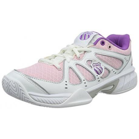 K-Swiss - Express 100 Mesh Blanc - Chaussures Chaussures-de-sport Femme