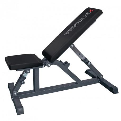 Banc De Musculation Plat Et Inclinable Toorx Wbx 85