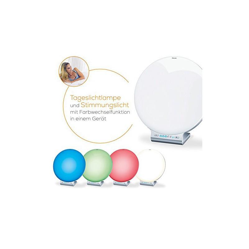 Beurer Tl 100 Lampe De Luminotherapie Connectee 2 En 1